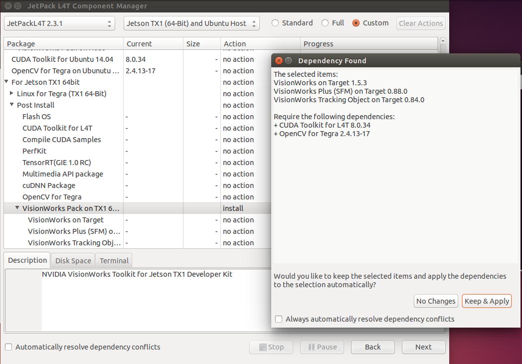 Jetpack在PC或者虚拟机上详细安装步骤及遇到的问题 - 开发者知识库