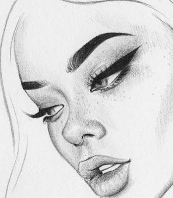 فن الرسم بالقلم الرصاص