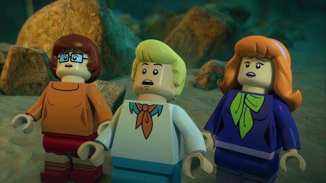 Lego Scooby-Doo!: Haunted Hollywood - Latino - 1080p - Captura 2