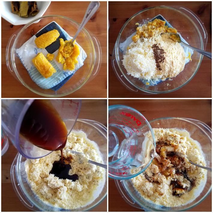 Cómo hacer la masa para mandocas, la receta zuliana lleva plátano