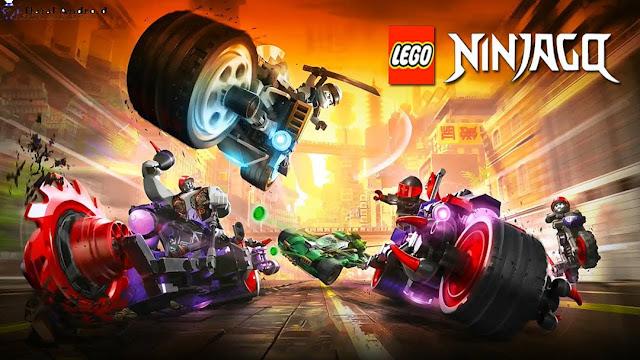 Lego Ninjago : Ride Ninja