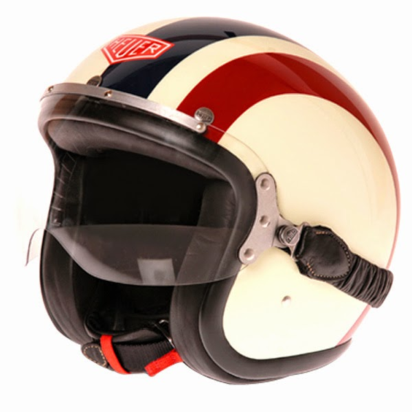 tag heuer motorclycle helmet