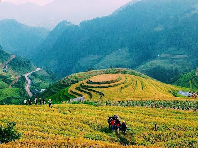 Mu Cang Chai Trekking Tours 2
