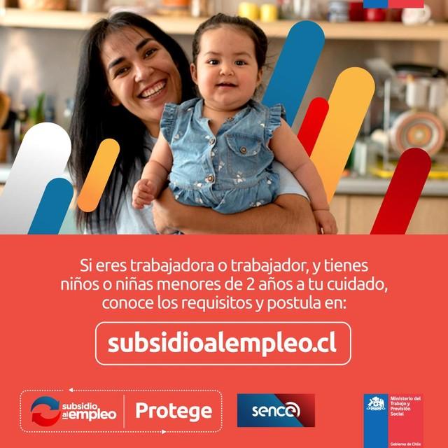 """Nuevo período de postulación al subsidio """"Protege"""""""