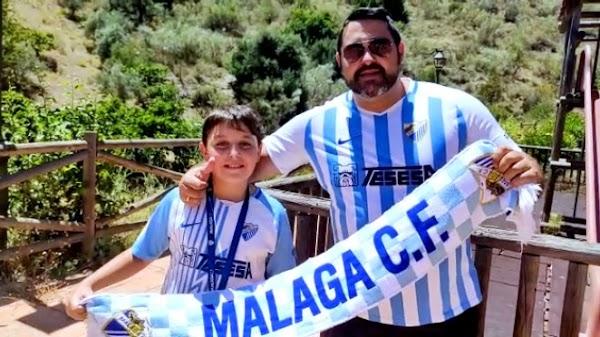 El Málaga llega a la cifra de 5.300 Fiel Malaguistas