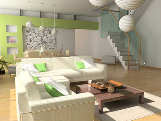 Simple Living Room Interior Design Ideas Decorating Pictures