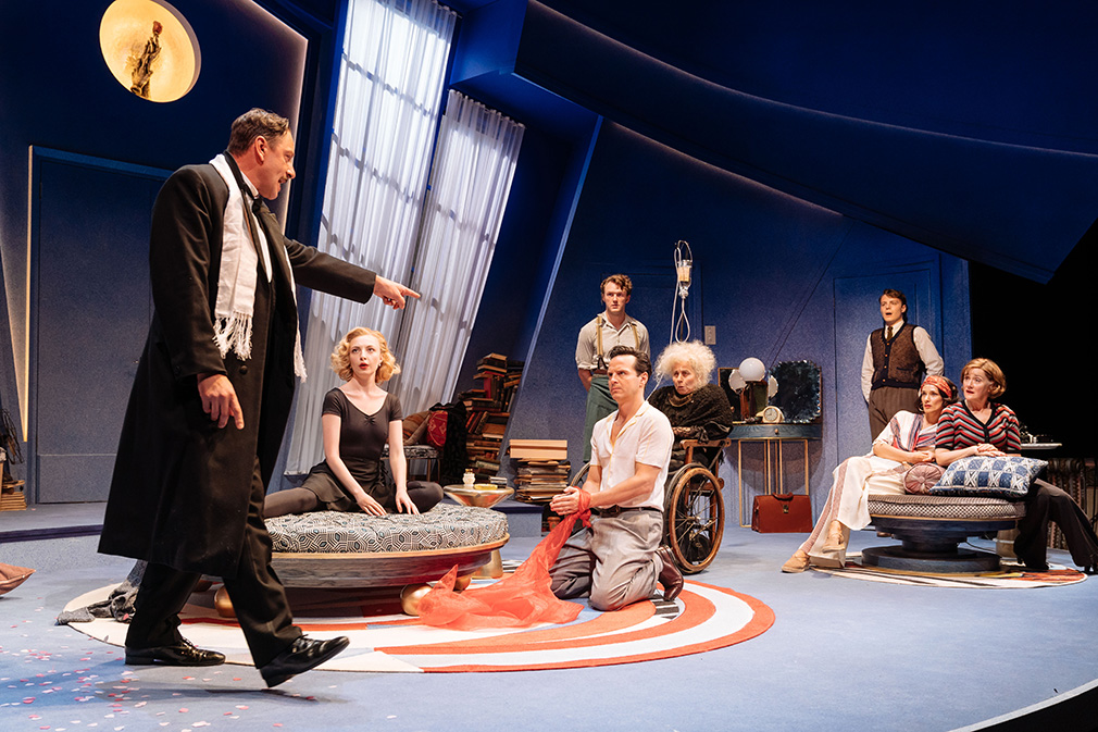 Present Laughter at The Old Vic | Review