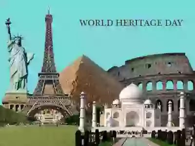 Want to know about World Heritage Day?  The world heritage day 2020