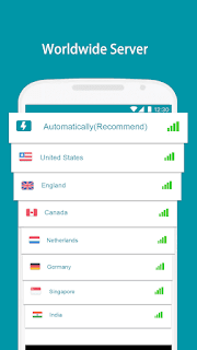 Thunder VPN A Fast , Unlimited, Free VPN Proxy v3.0.5 MOD Ad Free APK is Here !