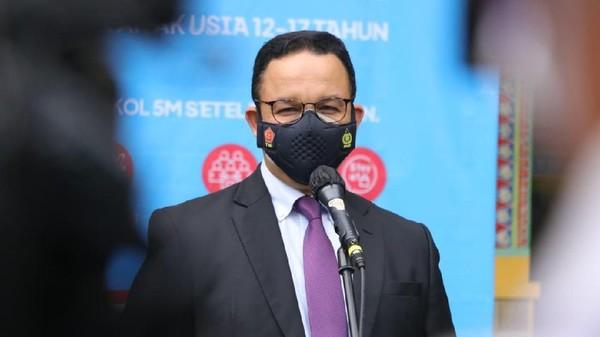 Anies: Jakarta Siap Laksanakan PPKM Darurat