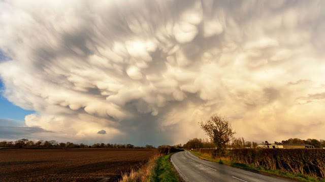 Nature of the 2016 Weather Photographer of the Year Contest Announced