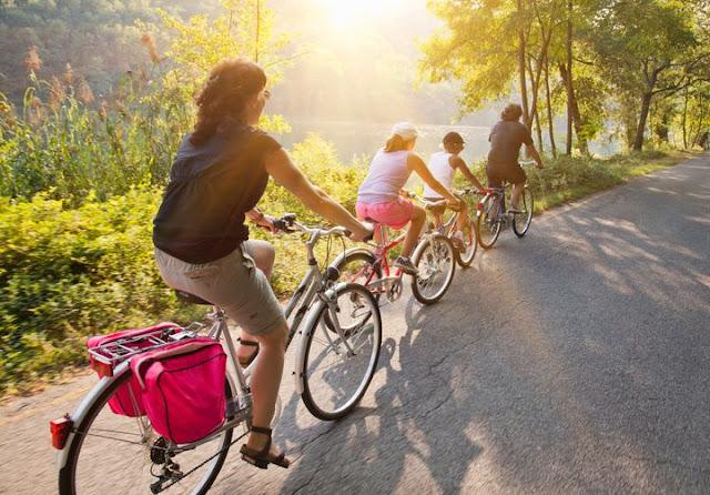 Μετακίνηση με ποδήλατο