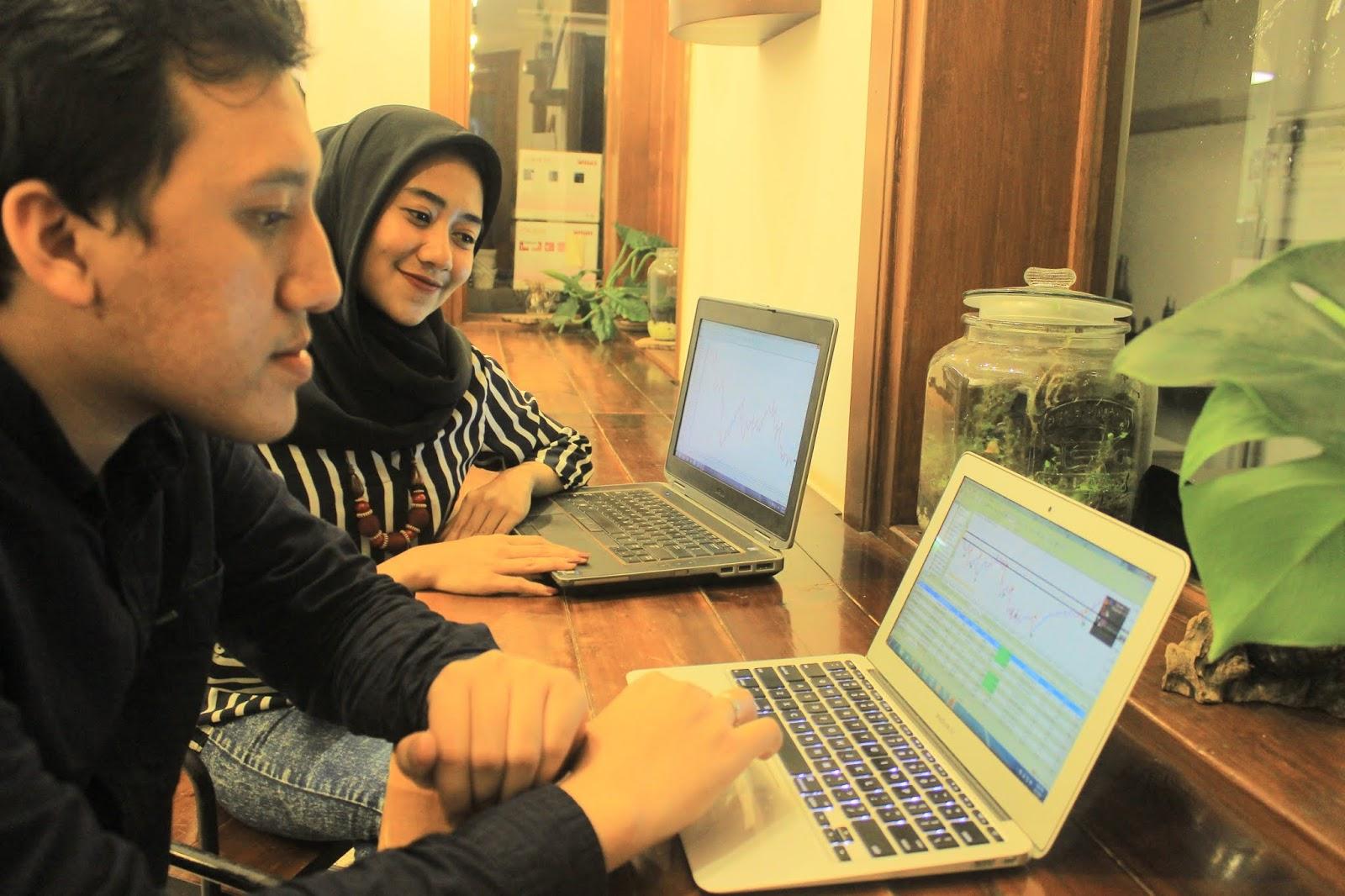 Workshop dan Seminar Tentang Trading di Yogyakarta
