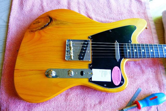 '91, MIM, Mexico, Fender, Strat, Stratocaster, Tex Mex pickup, Wilkinson saddles, Warmoth pickguard, Gotoh, Allparts