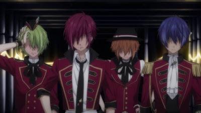 Ban nhạc thần tượng  Marginal 4: Kiss kara Tsukuru Big Bang