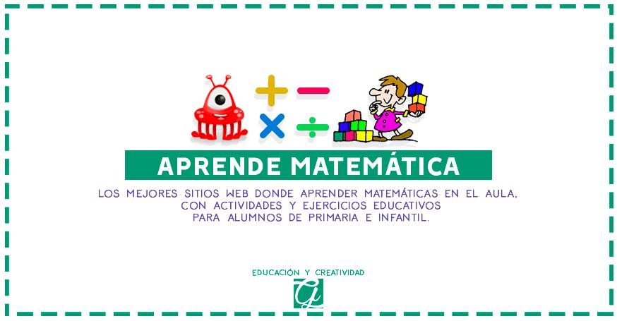 aprende matemáticas gratis