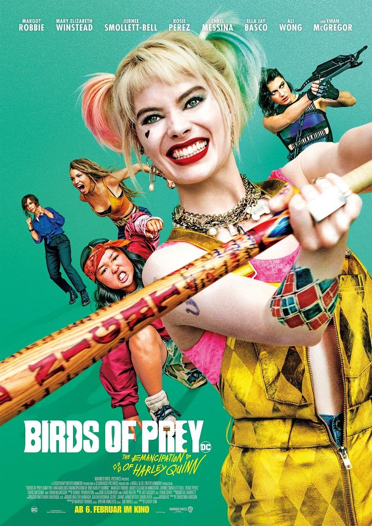 Download Full Movie Birds Of Prey 2020 mp4, HD