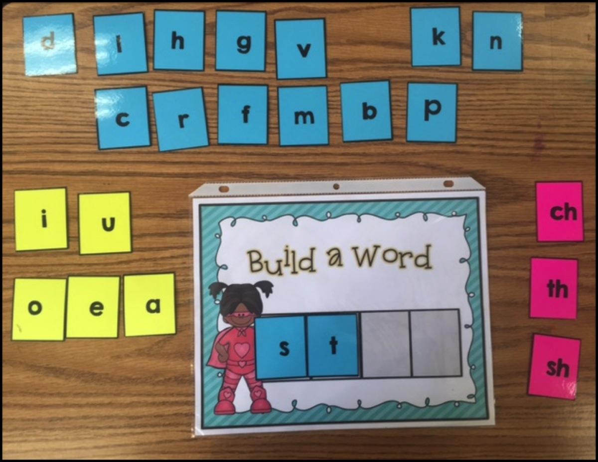 Consonant Blends | Sarah\'s First Grade Snippets | Bloglovin\'