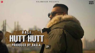 HUTT HUTT Song lyrics - BALI