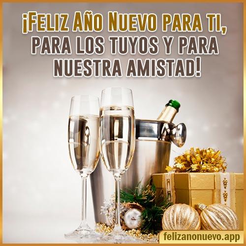 feliz año nuevo para ti