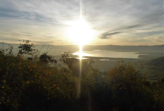 alba cratere ngorongoro