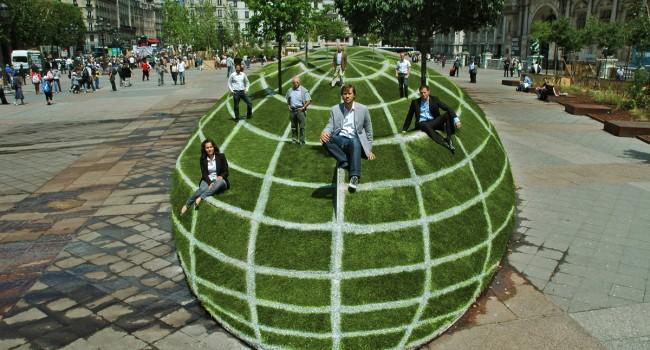 Görenleri Şaşırtan 3D küre