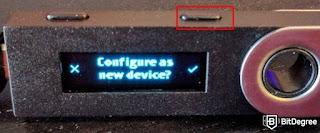 Confgure new device