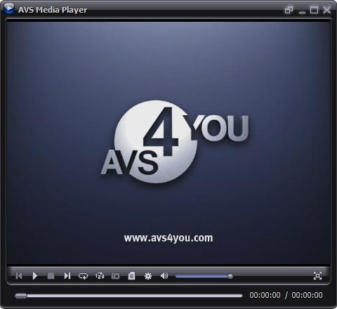 تحميل برنامج تشغيل الفيديو مجانا للكمبيوتر AVS Media Player 4.5