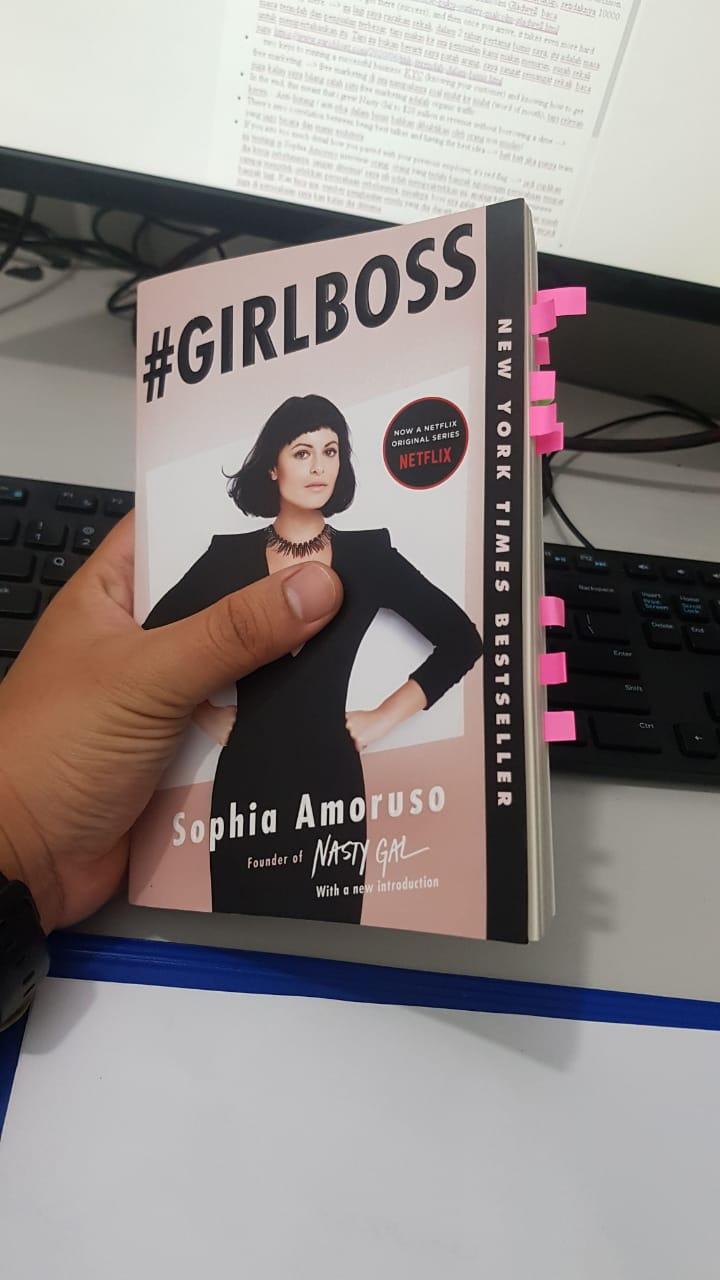 review buku #girlboss - Sophia Amoruso