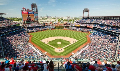 MLB will host the 2026 All-Star Game at Citizens Bank Park, Philadelphia.