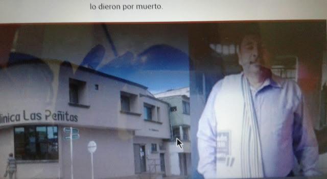 Clinica Las Peñitas tenía vivo a un hombre en la morgue