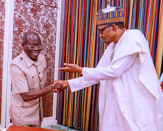 Buhari Partook In An Illegal Meeting ToTake Illegal Decisions - Oshiomole's Loyalists