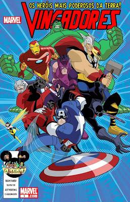 Download Desenho Os Vingadores: Os Super Heróis Mais Poderosos da Terra