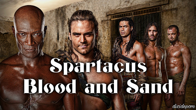 Spartacus Blood and Sand Dizisi İndir