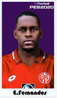 PES 2021 Faces Edimilson Fernandes by Shaft