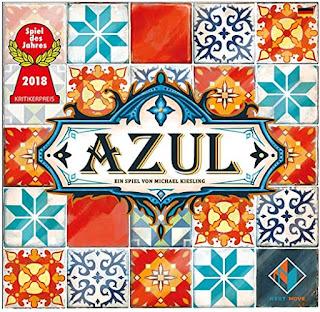 Opiniones de Azul the board game