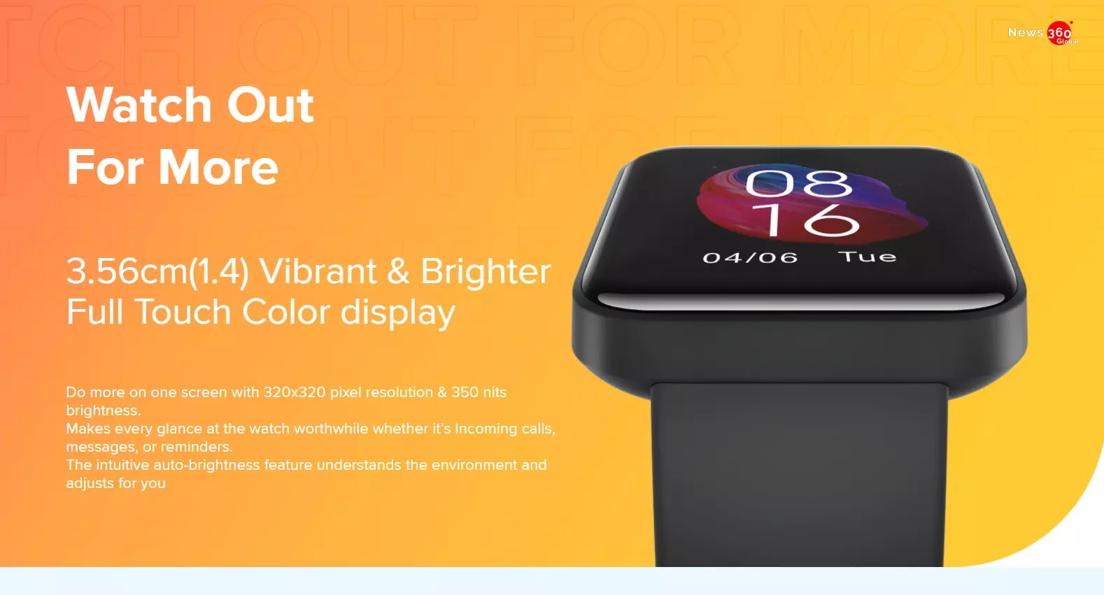 New Redmi Smartwatch launched in India , know price and specifications