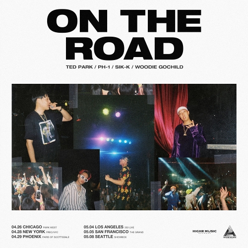 H1GHR MUSIC – ON THE ROAD – Single