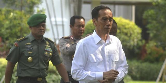 Jokowi akan HADIRI PEMUSNAHAN 1 TON SABU dan 1,2 juta PIL EKSTASI