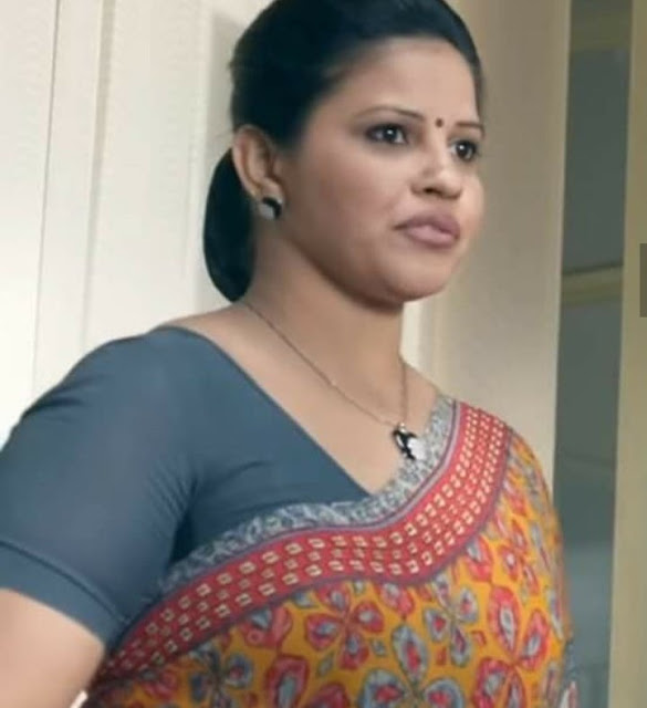 Simham Puli Pooja Aunty Hot latest Photos | Real name | Neelu Aunty | Poooja Aunty Navel Queens