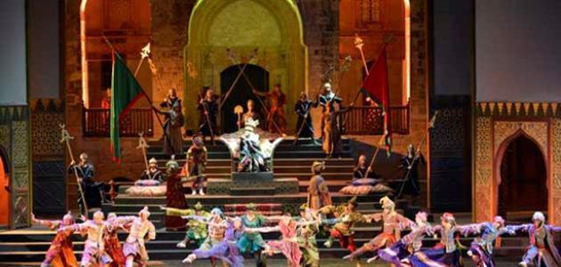 عوامل و أسباب ظهور المسرح في العالم العربي