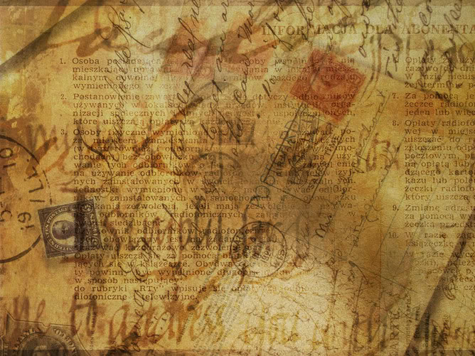 TERRA INCOGNITA ...Q Letter Wallpaper