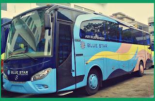 Nomor Telepon Bus Blue Star