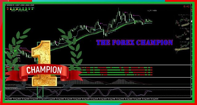 The CHAMPION SCALPING FOREX