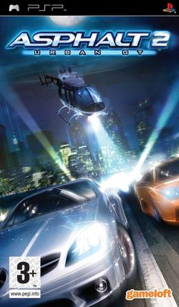 ROMs - Asphalt: Urban GT 2 - PSP Download