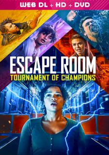 فيلم Escape Room: Tournament of Champions بجودة عالية - سيما مكس | CIMA MIX