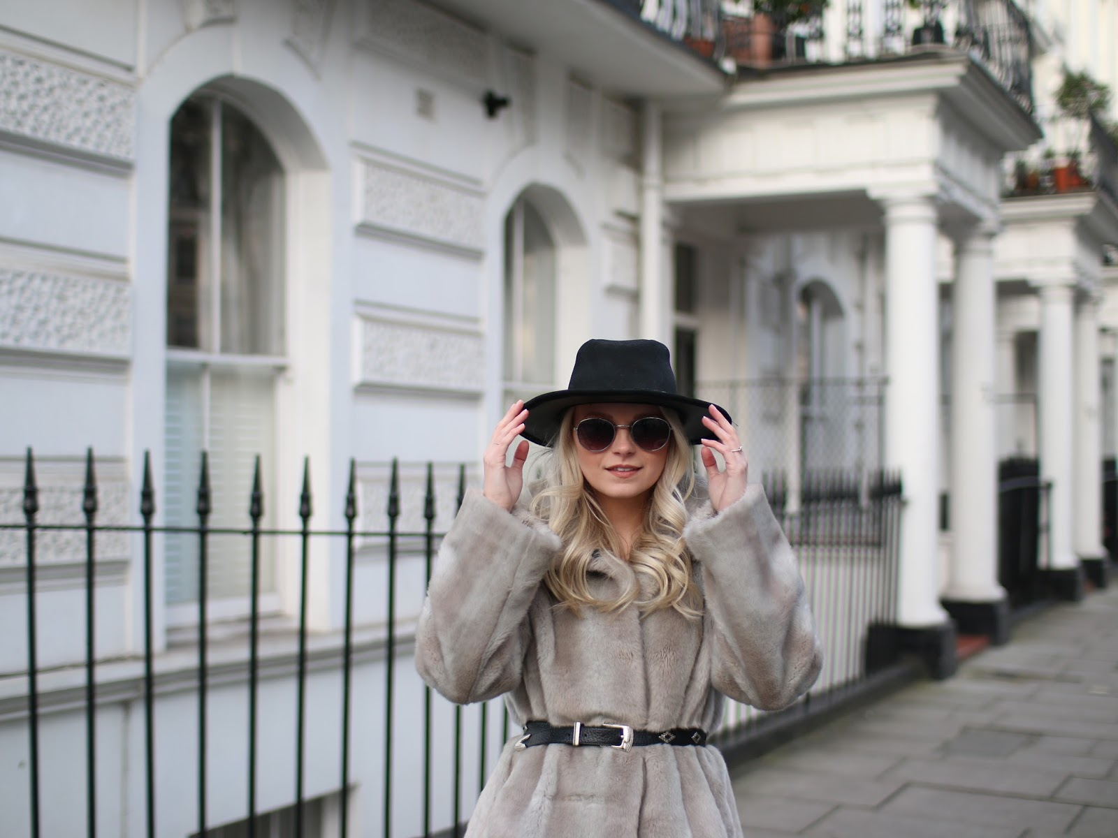 boho hair inspiration and outfit