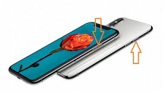İphone X Telefonunda Ekran Görüntüsü Nasıl Alınır