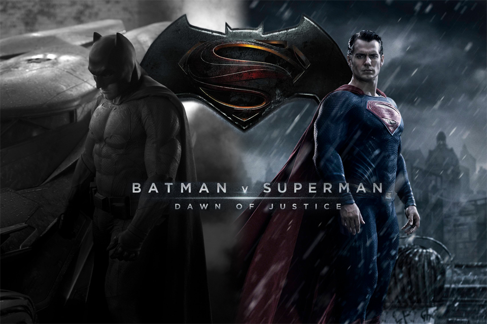 "#Cine-TV: ""Batman v Superman: Dawn of Justice"", Trailer 2"