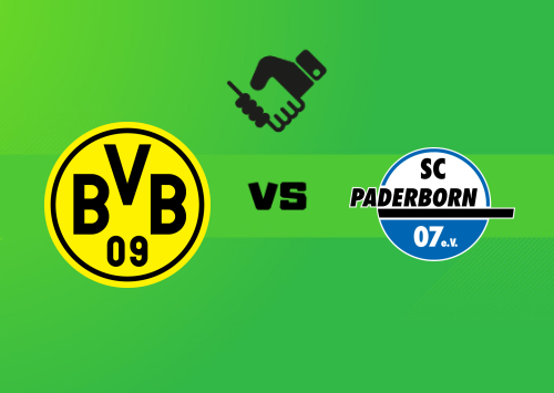 Borussia Dortmund vs Paderborn  Resumen y Partido Completo